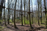 Fun Forest in het Amsterdamse Bos in Amsterdam / Copyright © JTravel.nl