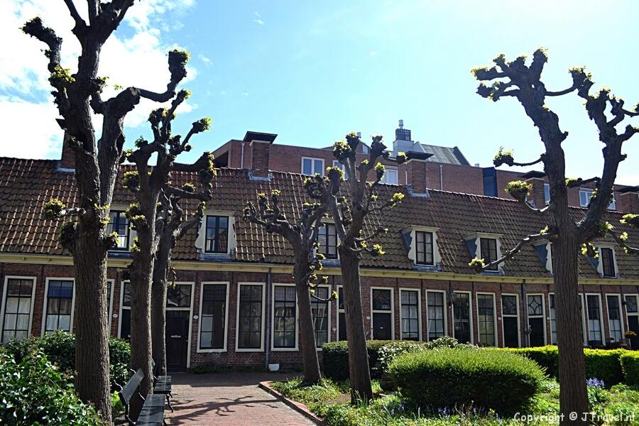 Hofjes in Groningen / Copyright © JTravel.nl