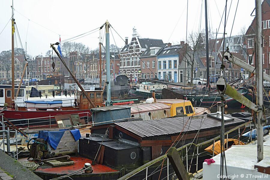Noorderhaven in Groningen / Copyright © JTravel.nl