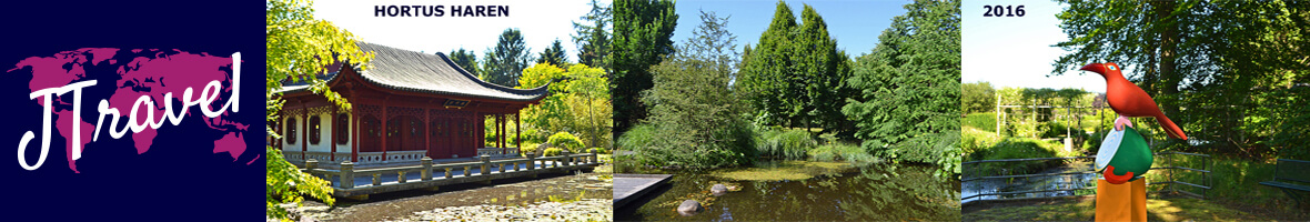 Header Hortus Haren / Copyright © JTravel.nl
