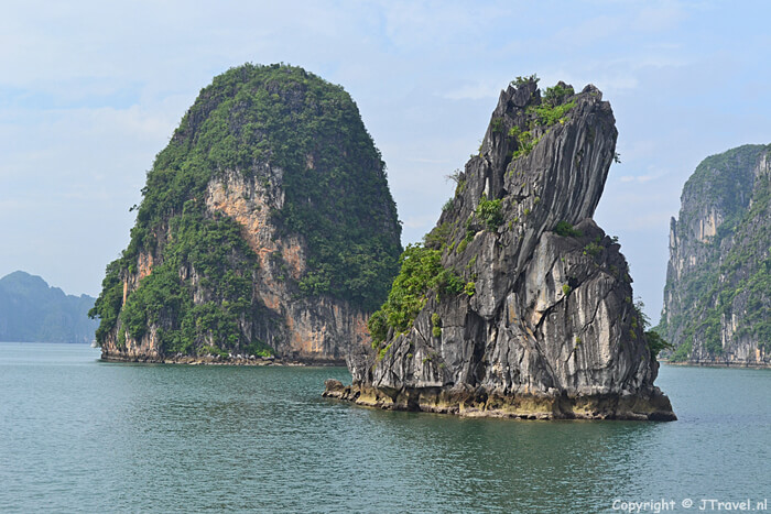 Halong Bay / Copyright © JTravel.nl