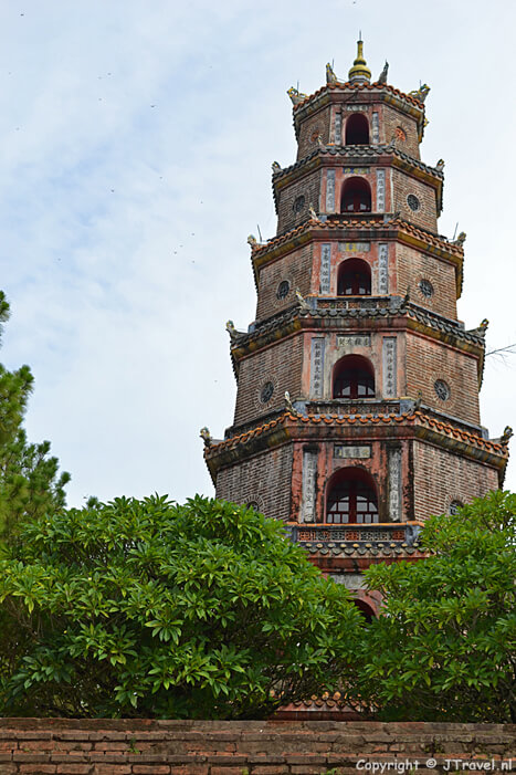 Thien Mu Pagode in Hué