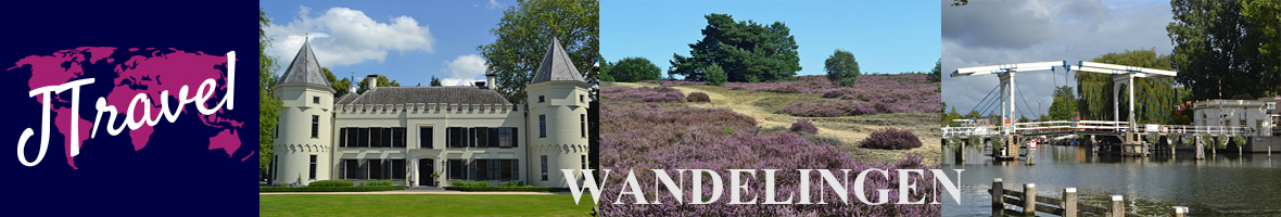 Header Wandelingen / Copyright © JTravel.nl