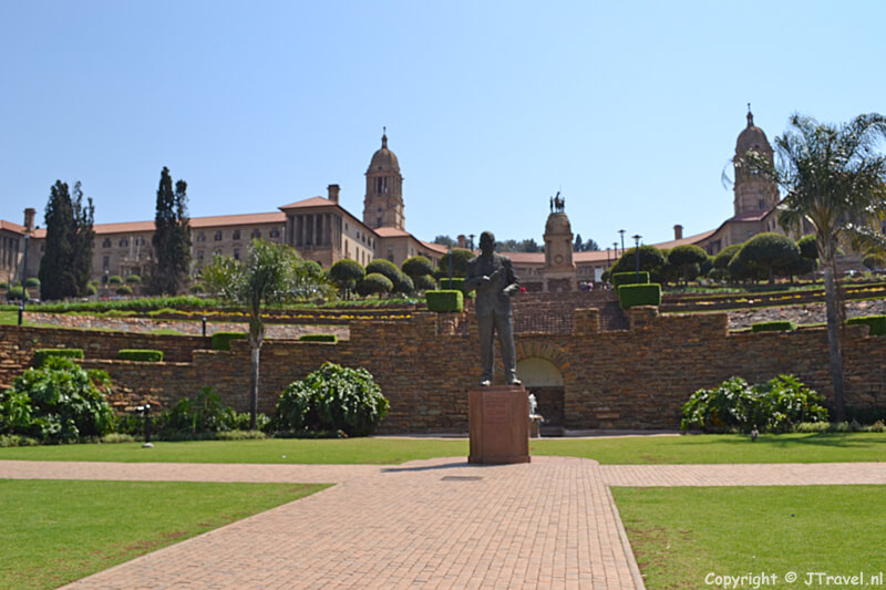 Union Buildings in Pretoria / Copyright © JTravel.nl