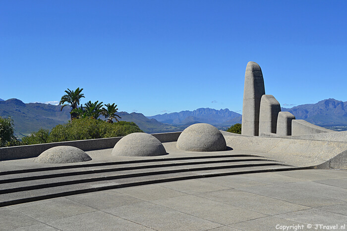 Taalmonument in Paarl